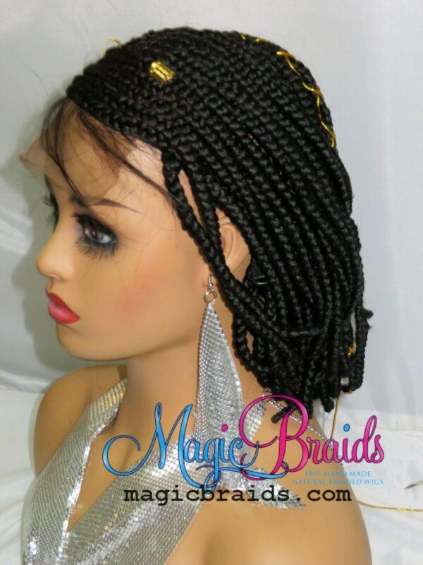 bob wig black wig