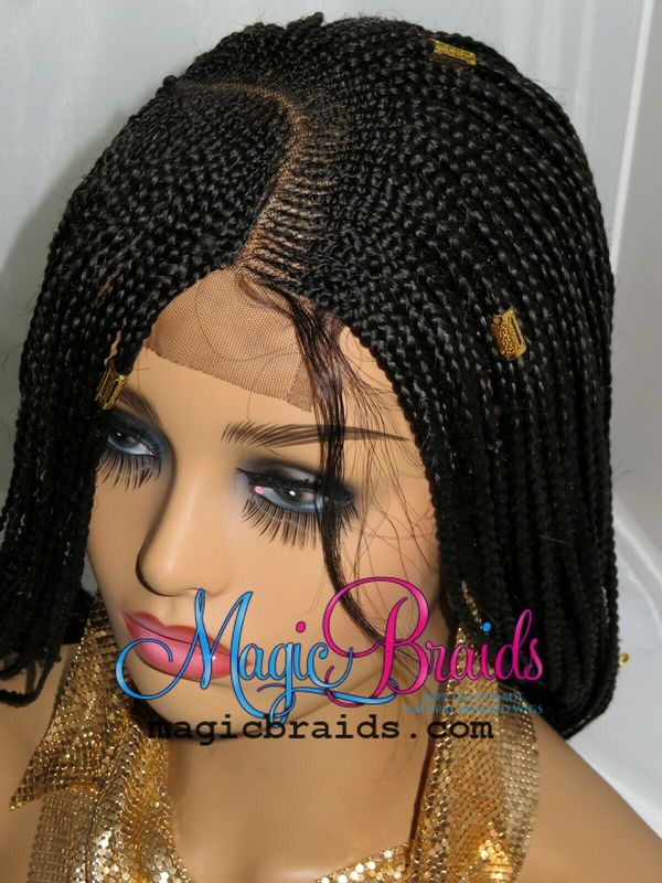 closure lace wig braided wig