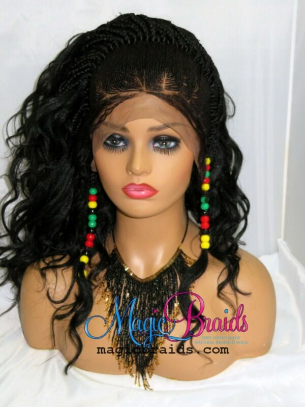 black wig 13 by 4 lace front