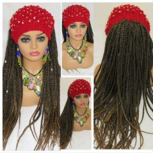 twists magic braids wig
