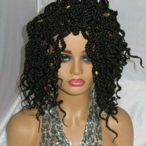 box braids crochet braids