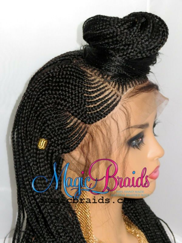 lace front frontal closure