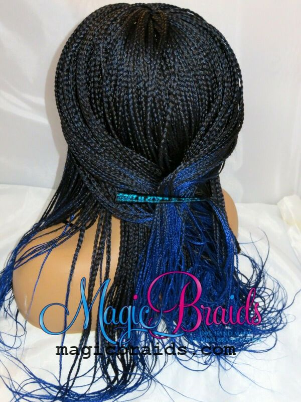 yassine magic braids
